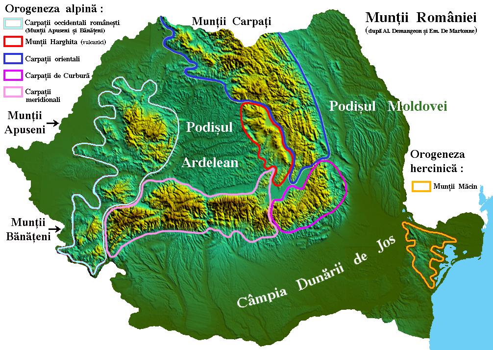 Meditatiile la geografie, mult mai cautate in ziua de azi