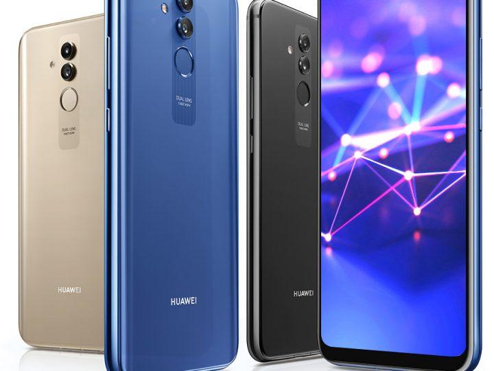 Huawei Mate 20 Lite este in continuare o alegere excelenta de smartphone