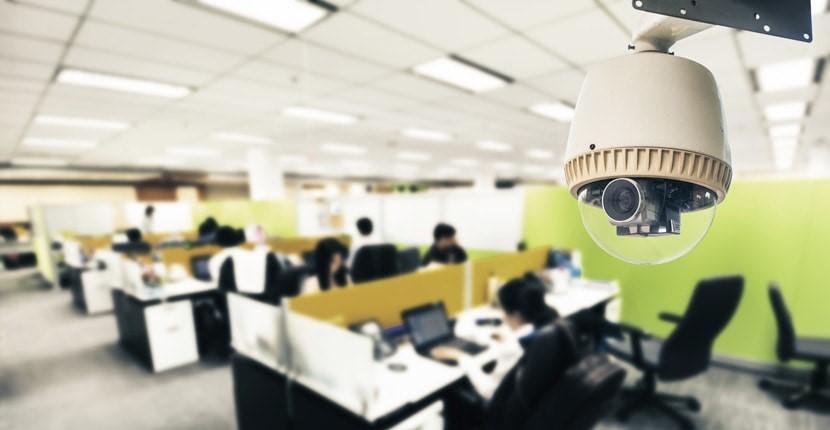 Angajatorii pot sau nu sa supravegheze video salariatii in timpul serviciului?