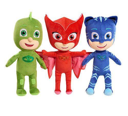 Pisoi, Bufniță și Șopi, trei dintre cele mai interesante jucării pentru copilul tău