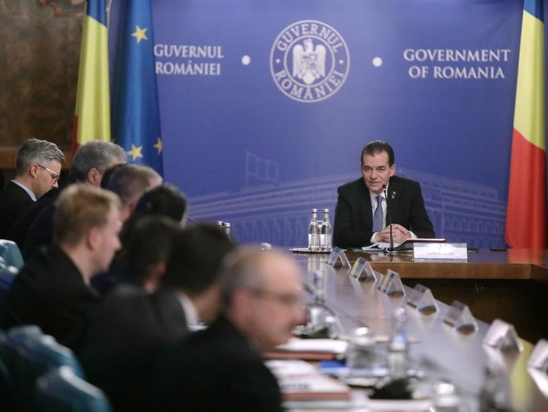 Presa straina despre demiterea guvernului Orban