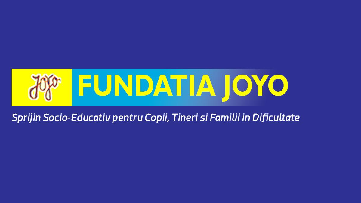 Fundatia JOYO – Sprijin Socio-Educativ pentru Copii