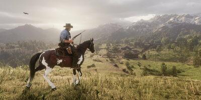 Red Dead Redemption 2: Easter Eggs pe care le poți găsi în joc